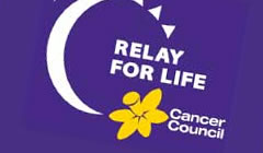 Relay for Life fundraising