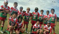 Rugby League fundraising